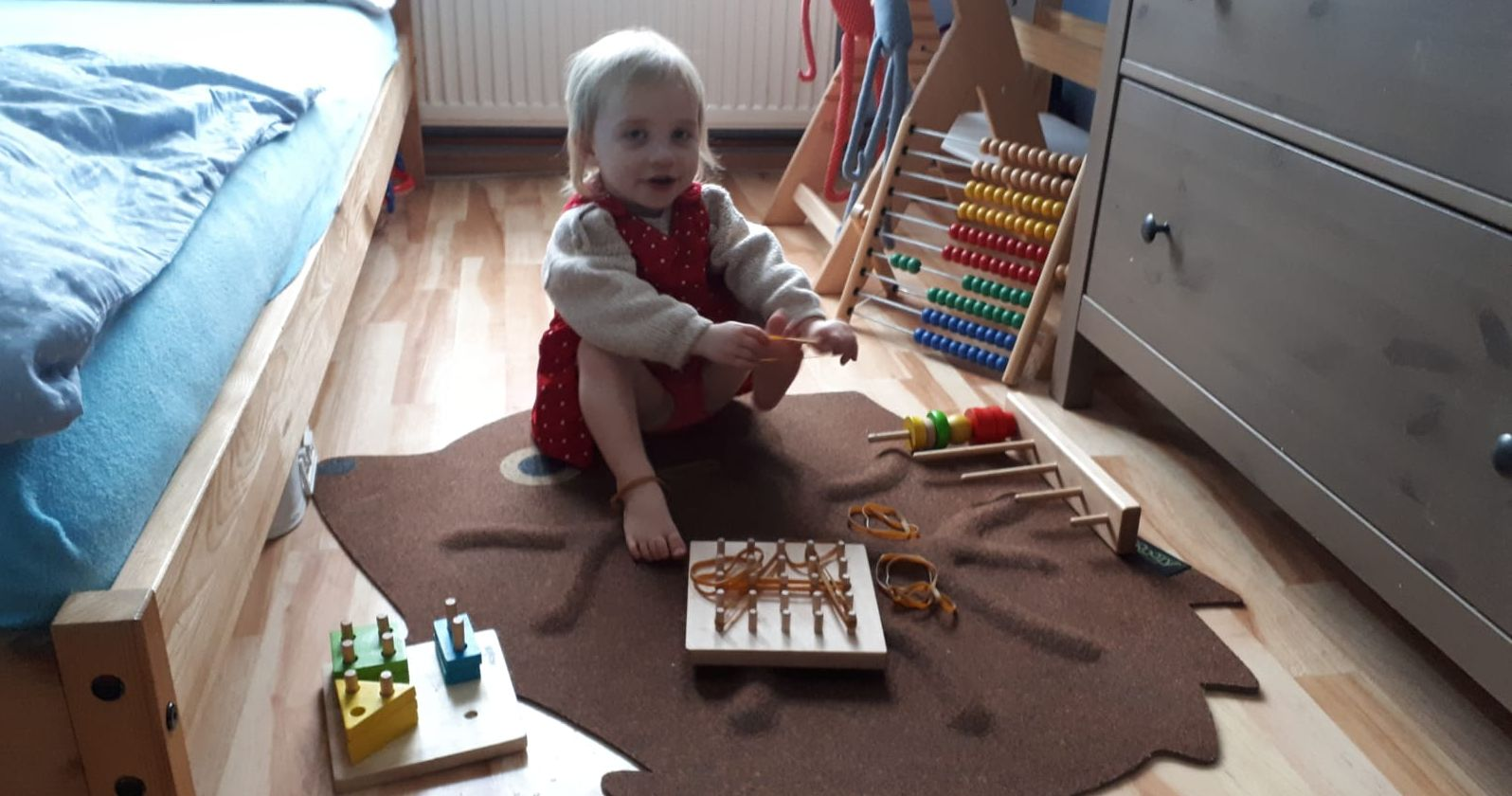 Montessori, fyzioterapie a všechno se vším souvisí